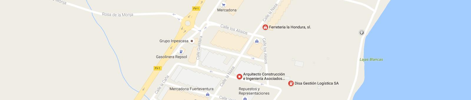 Sede Fuerteventura