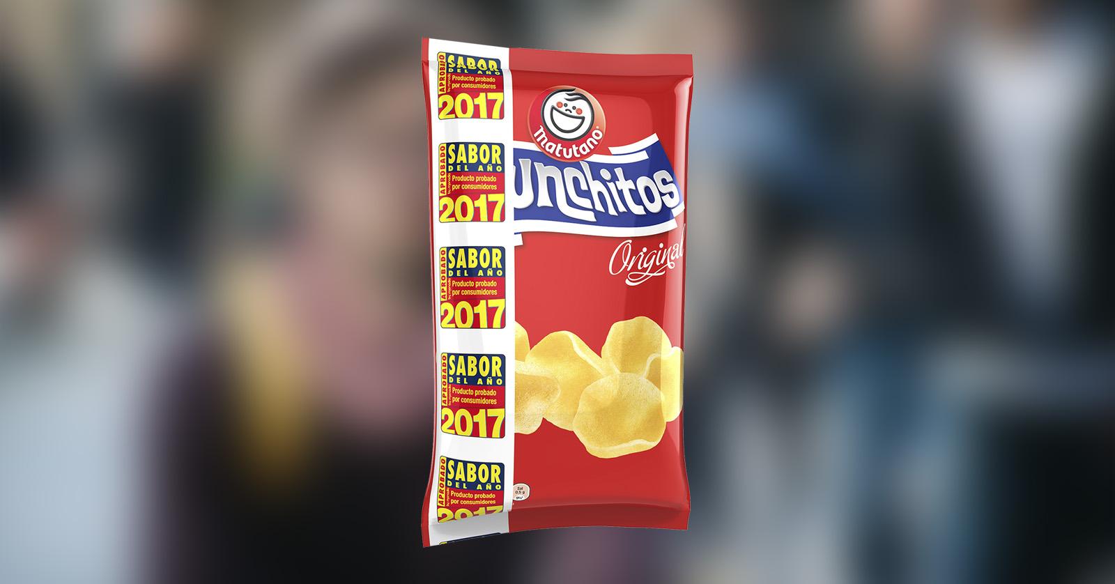 Munchitos Sabor del Año 2017, elegido por los consumidores
