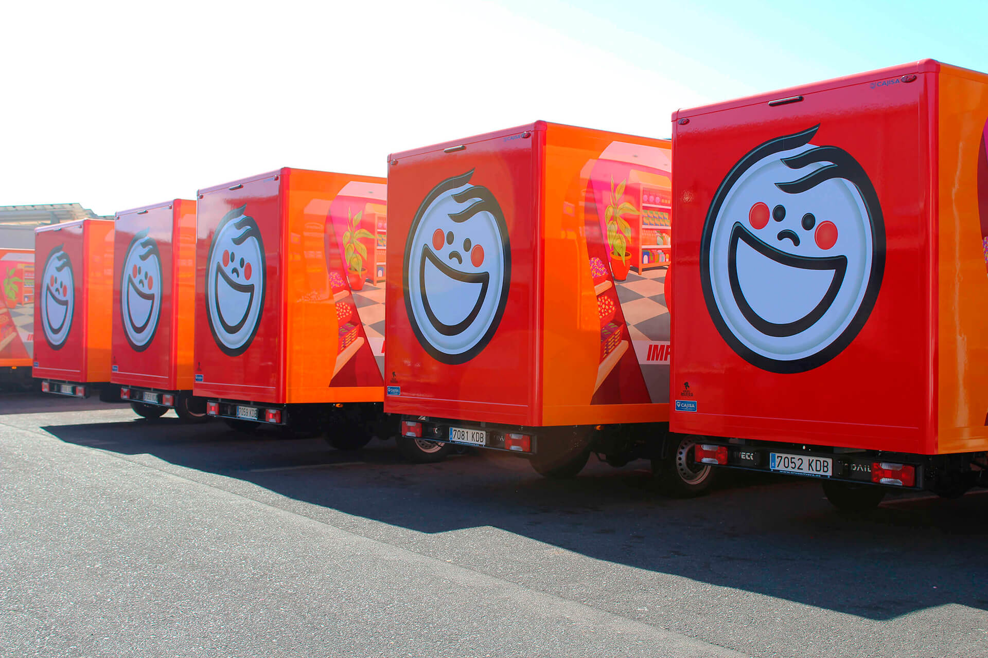 Camiones de venta