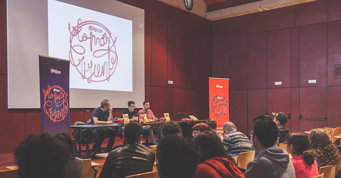 """Arranca el concurso de ideas para diseñar el cartel de """"Lo Más Crujiente de Munchitos 2019"""""""