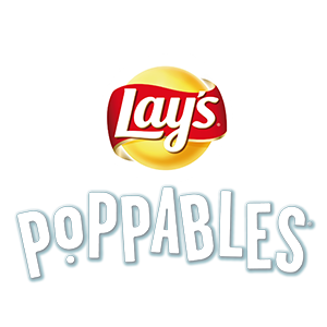 Logo Lay's Poppables