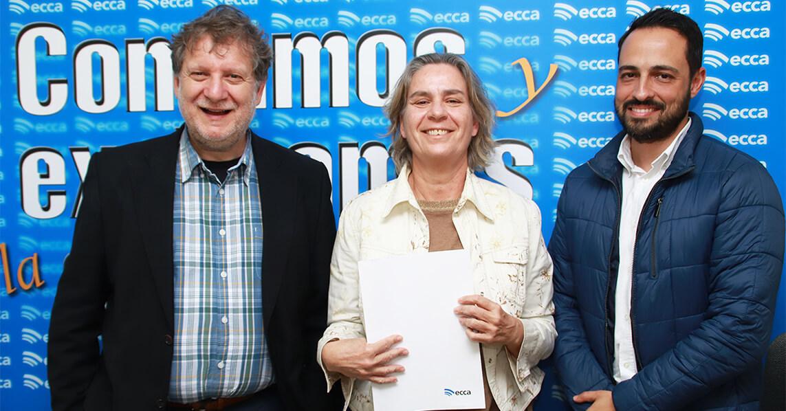 Aperitivos Snack renueva su compromiso anual con Radio ECCA por la educación