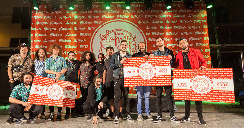 """Finalistas 2019 """"Lo Más Crujiente de Munchitos"""""""