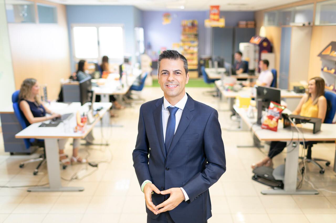 Jorge Sánchez Álamo, nuevo director general de Aperitivos Snack