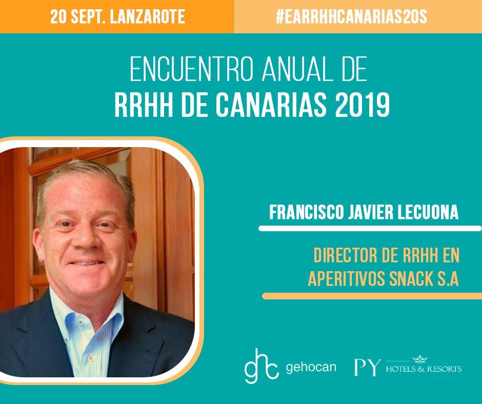 Encuentro Anual de RRHH de Canarias