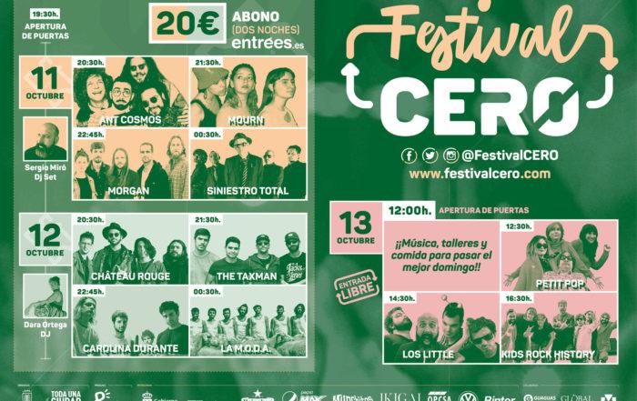 Aperitivos Snack se suma al Festival CERO con su marca Munchitos