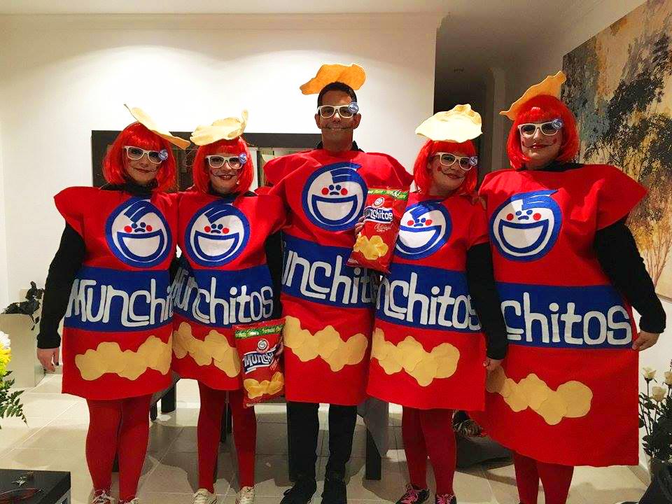 Disfrázate de Munchitos y triunfa en el Carnaval