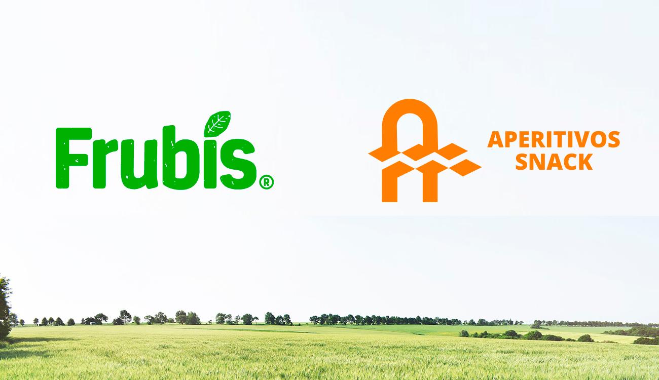 Frubis se une a la familia de marcas de Aperitivos Snack