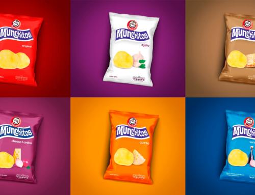 Aperitivos Snack renueva la imagen de Munchitos