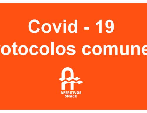 Protocolos comunes Covid-19