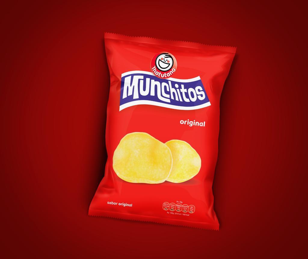 Nuevo diseño de Munchitos Original