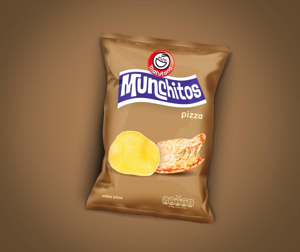 Nuevo diseño de Munchitos Pizza