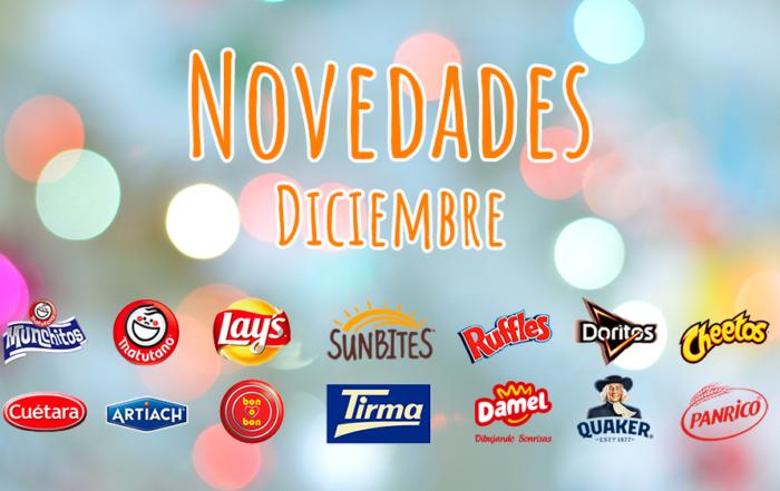 Celebra la Navidad con las novedades de Aperitivos Snack