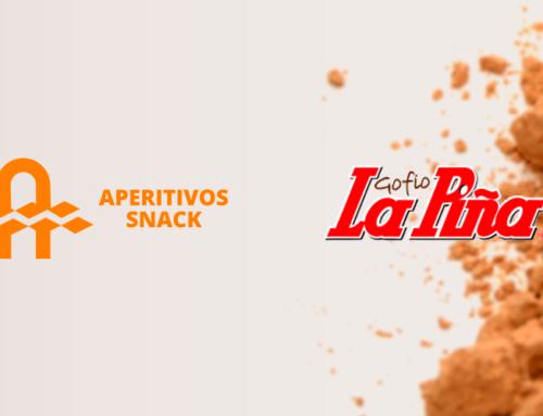 Gofio La Piña, nueva marca en la familia de Aperitivos Snack