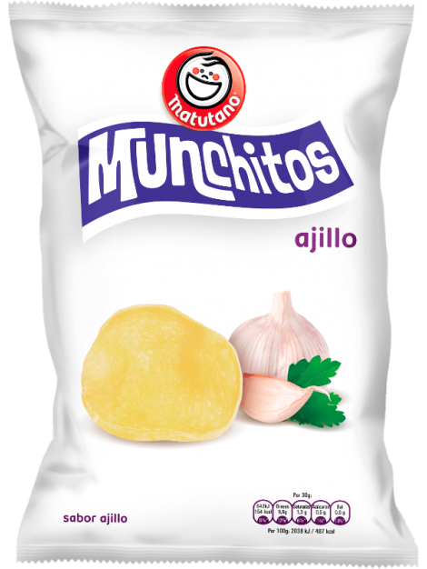 Munchitos Ajillo