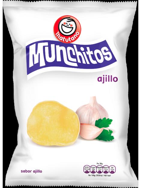 Munchitos Ajillo