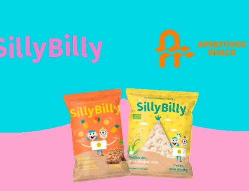 SillyBilly irrumpe en Canarias de la mano de Aperitivos Snack
