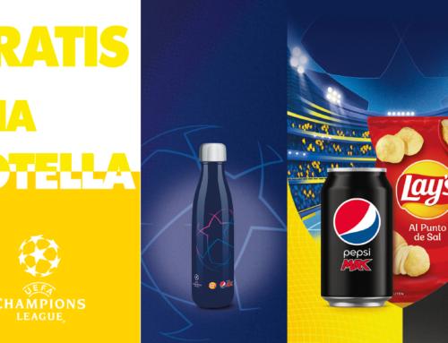 Aperitivos Snack desarrolla la emoción de la UEFA Champions League en Canarias