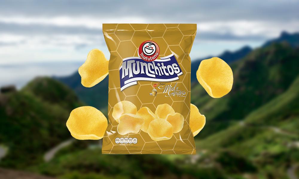 Aperitivos Snack relanza el querido Munchitos Miel y Mostaza